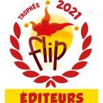 Logo des Trophées Editeurs du Flip 2021
