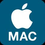 Logo Mac pour télécharger l'application Stories