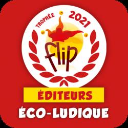 Logo du Trophée Eco-ludique du Flip 2021
