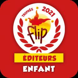 Logo du Trophée Enfant du Flip 2021