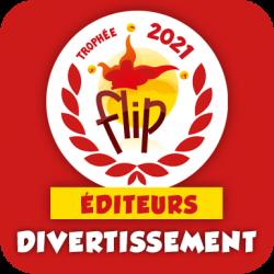 Logo du Trophée Divertissement du Flip 2021